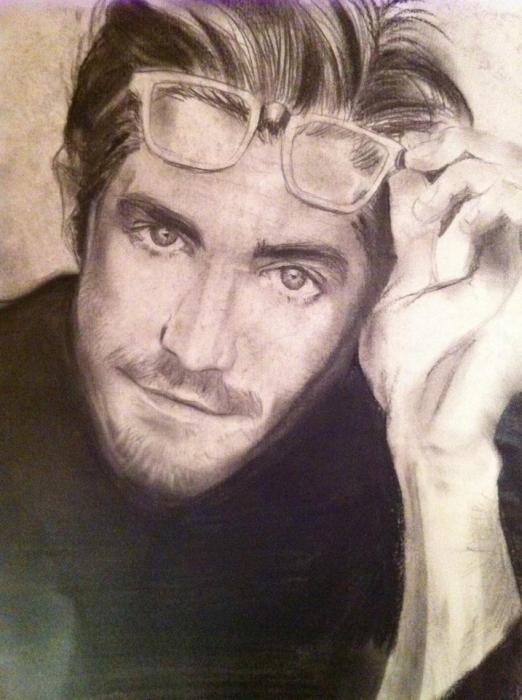 Jake Gyllenhaal by Lolochou
